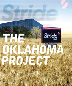Stride Bank The Oklahoma Project photo